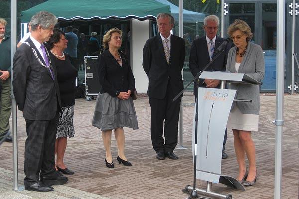 Toespraak van prinses Irene van Lippe-Biesterveld