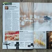 Publicatie van mijn hand over macrofotografie