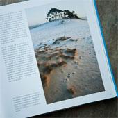 Foto publicatie in Praktijkboek Landschapsfotografie